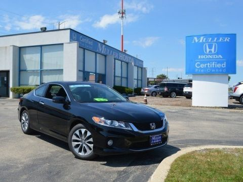 Certified Pre-Owned 2014 Honda Accord EX