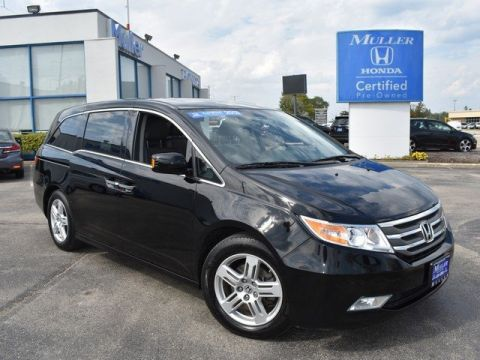 Certified Pre-Owned 2013 Honda Odyssey Touring