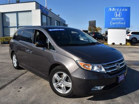 Certified Pre-Owned 2012 Honda Odyssey Touring