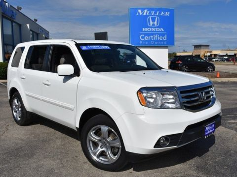 Certified Pre-Owned 2015 Honda Pilot EX-L AWD