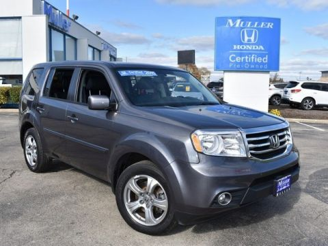 Muller honda new used honda dealership in highland park for Certified pre owned honda pilot 2016